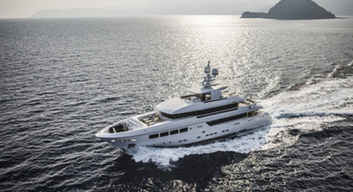 Imperial Lists Mondomarine 41m OKKO For Sale