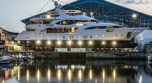 Benetti Launch BY009 Crystal 140'