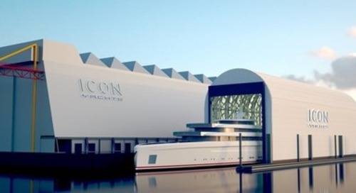 Icon Double Capacity with New Floating Dock