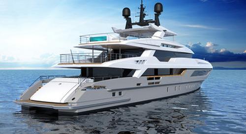 Baglietto Launches Second 48m T-Line