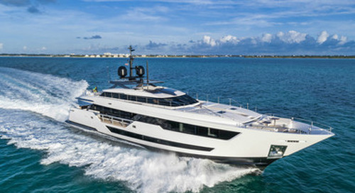 Ferretti Group Heads to FLIBS with 19 Yachts