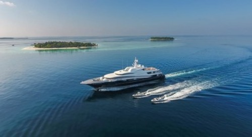 Oceanco's Anastasia Sold and Renamed