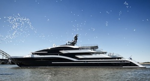 Yacht of the Week: M/Y DAR