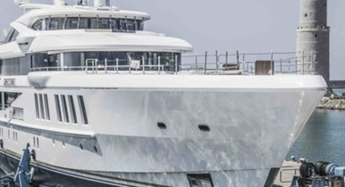 Benetti Launches James Bond-Inspired Spectre