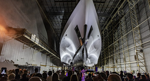 Echo Yachts Reveal New 84m Project White Rabbit