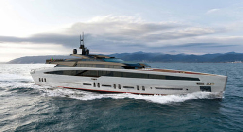 First Superyacht Concept from GR Design House