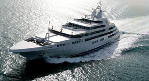 Yacht of the Week: M/Y Dubai