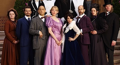 COMEDY CENTRAL: Another Period [Returning Series]
