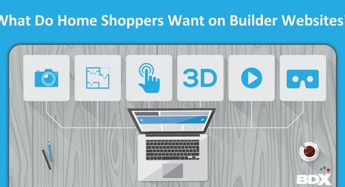 What Do Home Shoppers Want on Builder Websites?