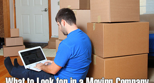 10 Things to Look for in a Professional Moving Company