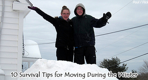 10 Survival Tips for Moving During the Winter