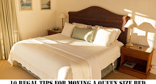 10 Regal Tips for Moving a Queen Size Bed
