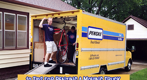 10 Tips for Renting a Moving Truck for Your DIY Move