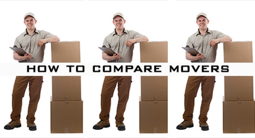 5 Foolproof Ways to Compare Moving Companies