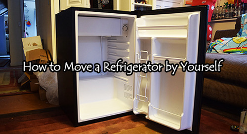 How to Move a Refrigerator: Cool Tips for Moving a Fridge