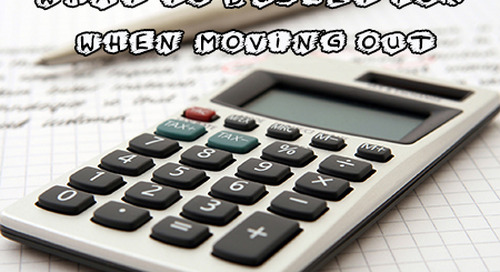What to Budget for When Moving Out: Moving Budget Checklist
