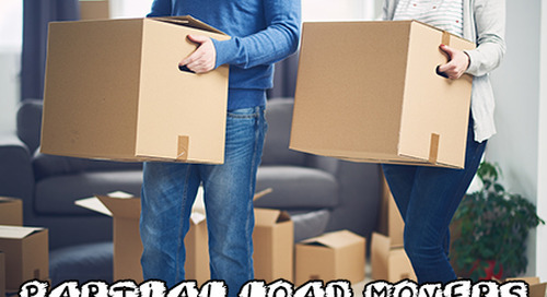 Moving Small Loads? Hire Partial Load Movers