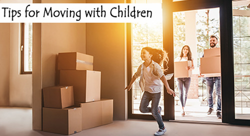 10 Mature Tips for Moving with Children