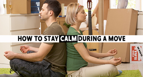 5 Ways to Stay Calm During a Move