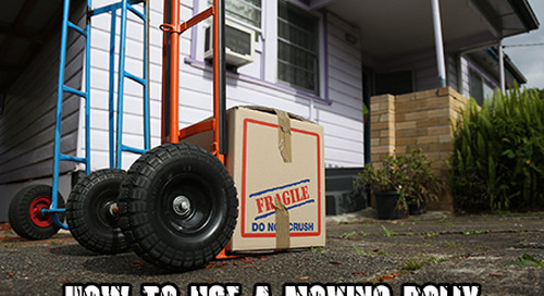 How to Use a Moving Dolly: Furniture Dolly vs. Appliance Dolly