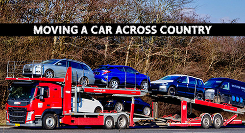 Moving a Car Across Country: Car Shippers & Car Shipping Cost