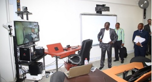 Update on online learning in Africa