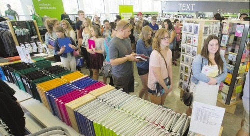 The future of learning content – and campus bookstores