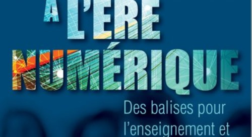 French version of 'Teaching in a Digital Age' now available