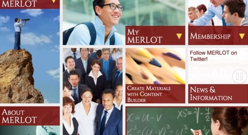 Webinar recording: How open education will revolutionize higher education