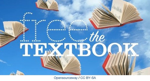 Writing an open textbook: a mid-term report on the technology