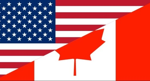 Is there a Canadian market for American online programs?