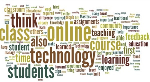 Online learning, faculty development and academic freedom