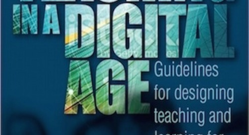 Book 'Teaching in a Digital Age' now ready and available