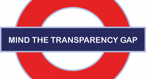 Improving organizational performance through transparency