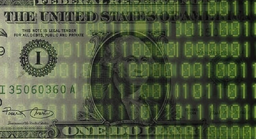 Cash is rapidly becoming a thing of the past