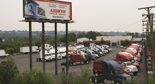Report: Used Truck Prices Holding Steady