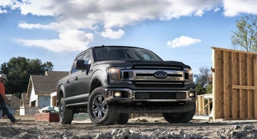 Ford Recalls F-Series Trucks, Expedition for Shifter Cable