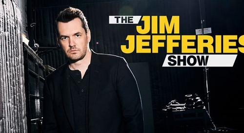 COMEDY CENTRAL: The Jim Jefferies Show [New Series]