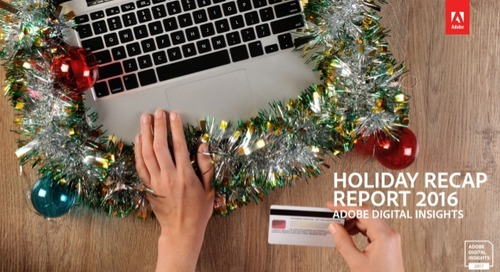 Blog: 4 Reasons Mobile Lost Holiday 2016 To Desktop