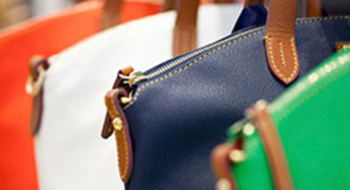 How to choose the correct zipper for your handbag