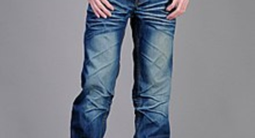 Jeans manufacturers and Berkeley scientists discover new ways to make earth-friendly blue jeans