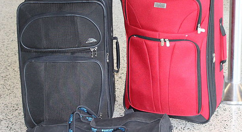 Make sure your luggage contains a quality zipper