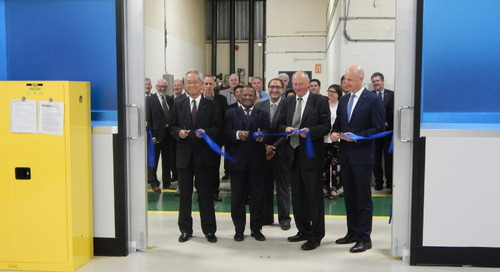 YKK Canada Inc. celebrates 50th Anniversary