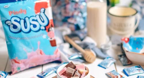 Permen Pindy Susu Lulus BPOM & MUI Aman untuk Anak!