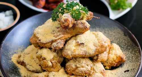 GOOBNE ~ Korea's Most Popular Oven Roasted Crispy Chicken
