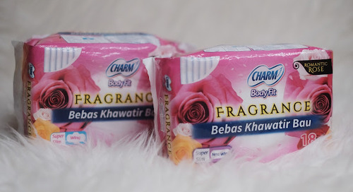 TIPS MENGATASI DATANG BULAN - REVIEW CHARM FRAGRANCE