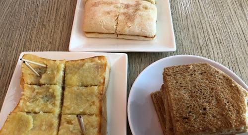 [SINGAPORE] Good Morning Nanyang Cafe, Maxwell Rd - BEST KAYA TOAST IN SINGAPORE