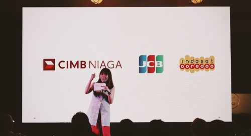 THE LAUNCH OF CIMB NIAGA INDOSAT OOREDOO CARD
