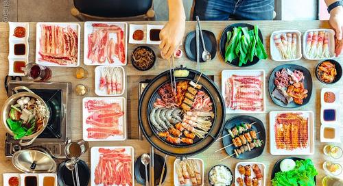 Ssikkek Korean BBQ - Buffet BBQ Paling Terjangkau di Sunter