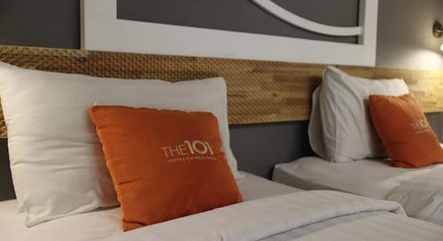 Pengalaman Menginap di Hotel 101 Suryakencana Bogor